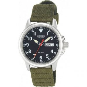 Montre militaire Citizen Eco-Drive Bm8180–03E