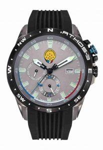 montre patrouille de france montre athos 3 noir
